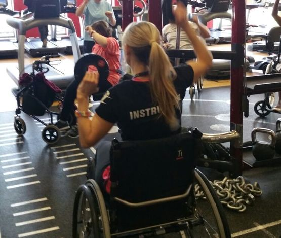 inspiring inclusive exercise